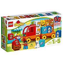 Buy LEGO DUPLO 10818 My First Truck Online at johnlewis.com