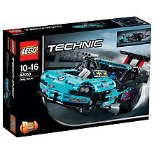 Buy LEGO Technic 42050 2-in-1 Drag Racer Online at johnlewis.com