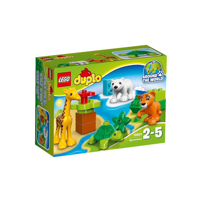 LEGO DUPLO 10801 Baby Animals at John Lewis