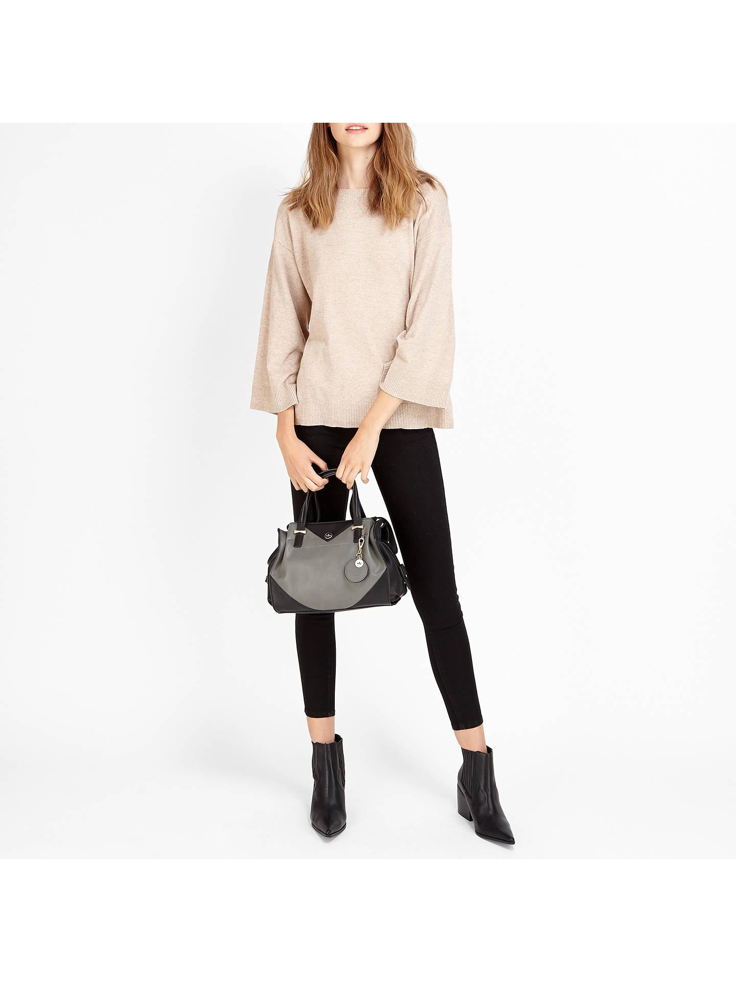d1fd658112e ... Buy Nica Ava Grab Bag, Grey Mix Online at johnlewis.com