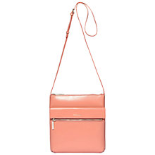 Buy Modalu Erin Crossbody Bag , Rose Pink Online at johnlewis.com