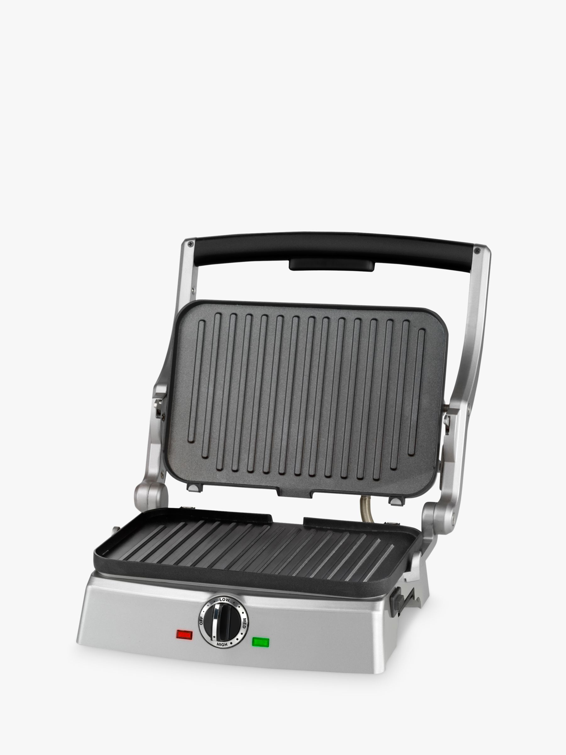Cuisinart Grsm2u 2 In 1 Grill And Sandwich Maker At John Lewis Partners