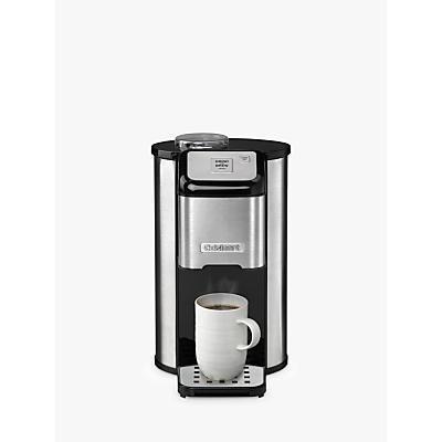 Product photo of Cuisinart dgb1u beantocup coffee machine stainless steel