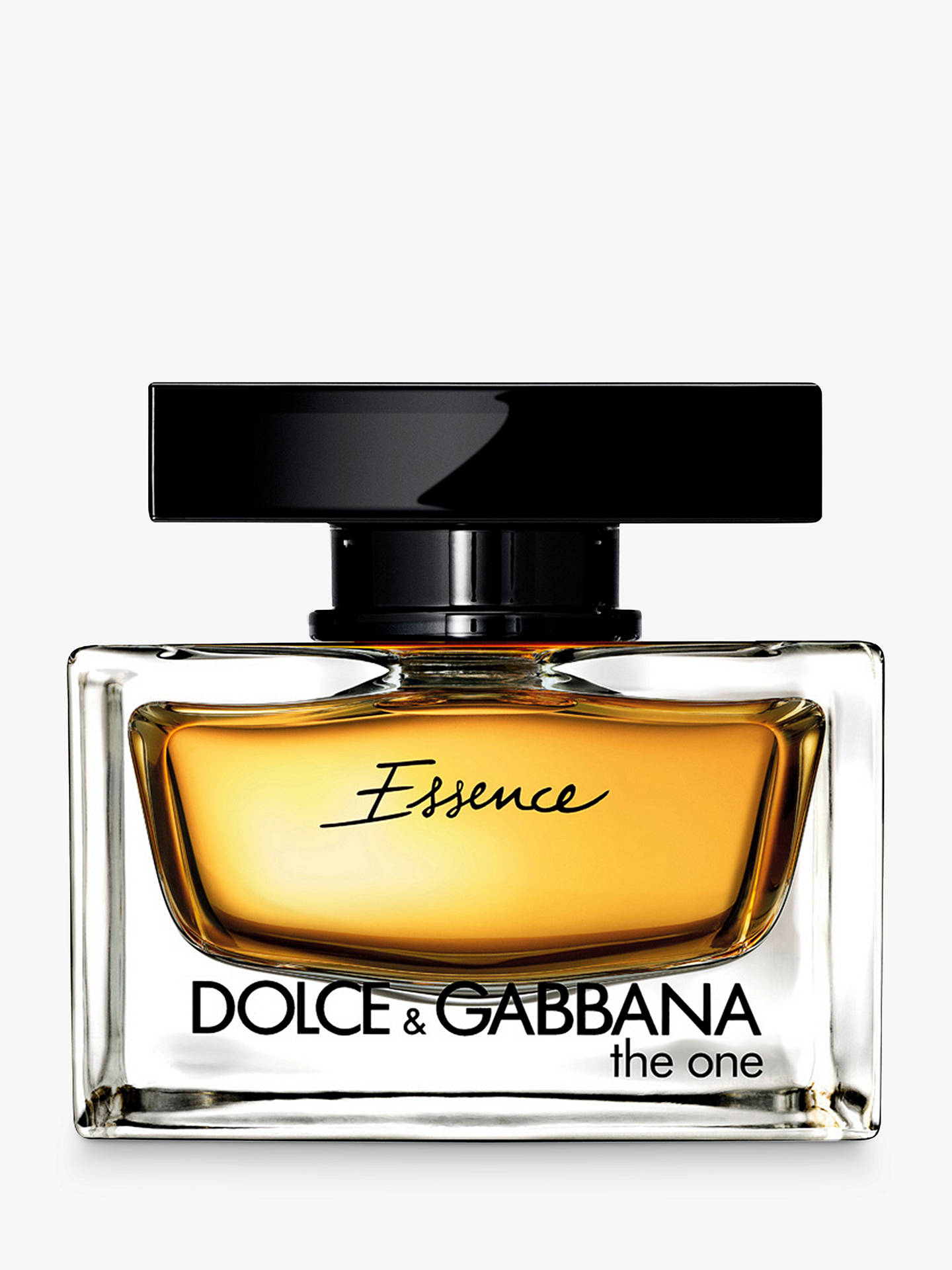 af0b95a7 Buy Dolce & Gabbana The One Essence Eau de Parfum, 40ml Online at johnlewis.