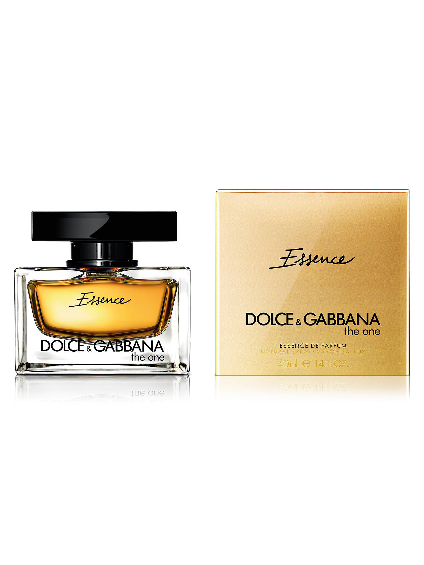 BuyDolce & Gabbana The One Essence Eau de Parfum, 40ml Online at johnlewis.com