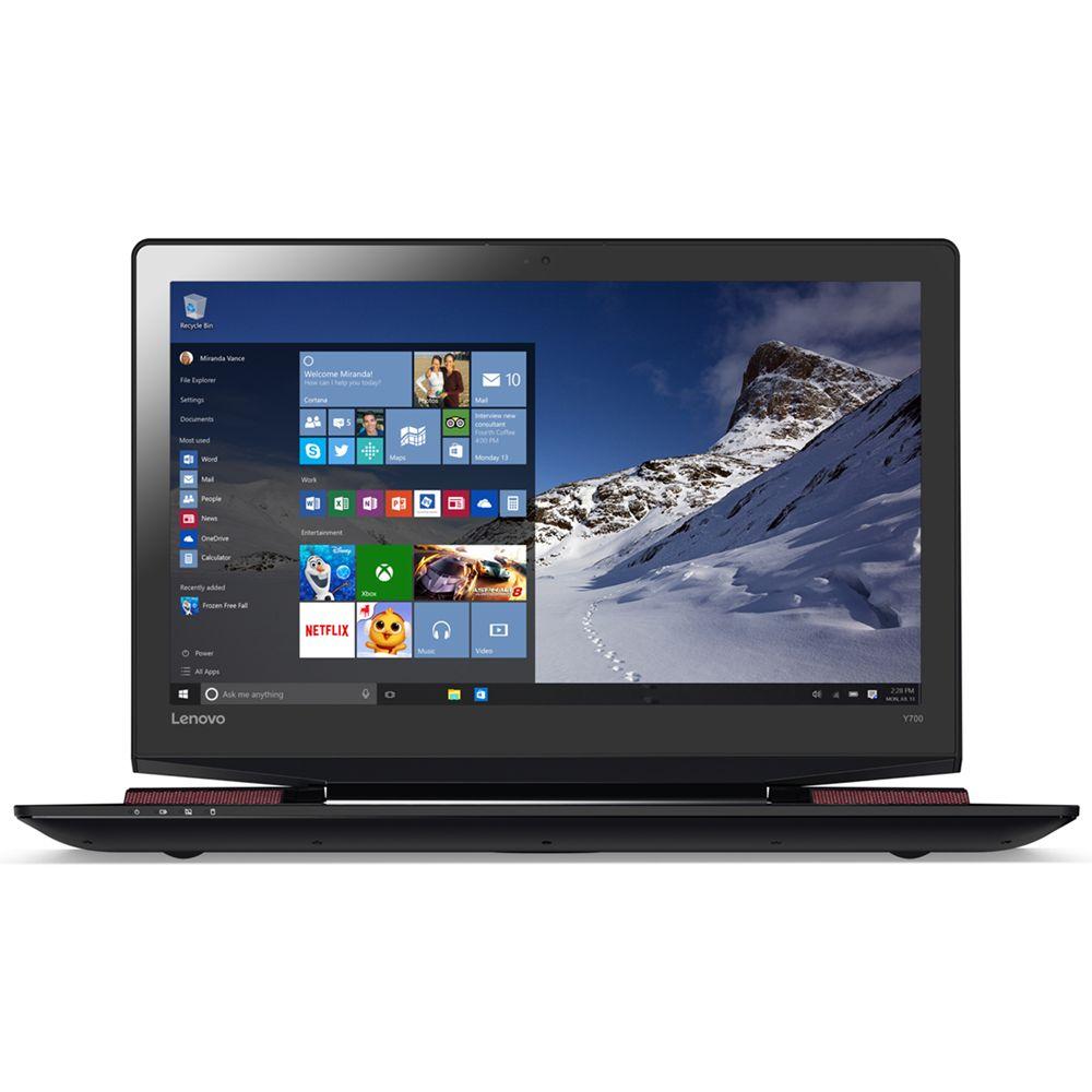 Lenovo Ideapad Y700 Gaming Laptop, Intel Core i7, 16GB RAM, 256GB