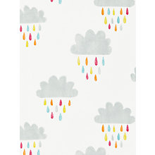 Buy Scion April Showers Wallpaper Online at johnlewis.com