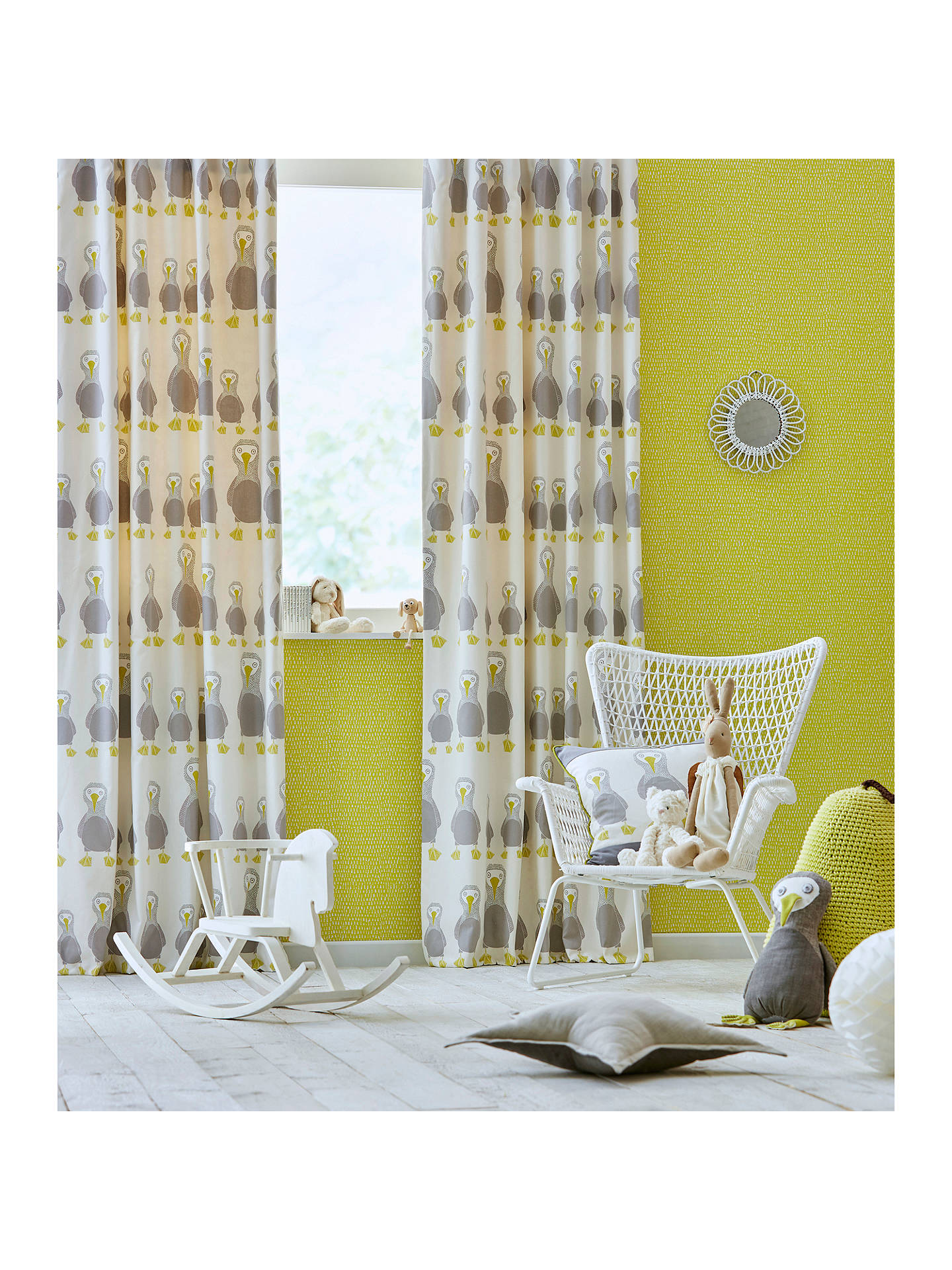 BuyScion Totak Wallpaper, Citrus, 111274 Online at johnlewis.com