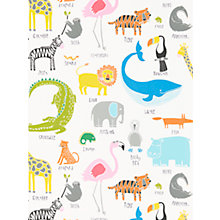 Buy Scion Animal Magic Wallpaper Online at johnlewis.com