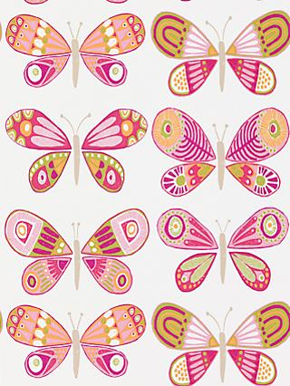 Scion Madame Butterfly Wallpaper, 111267
