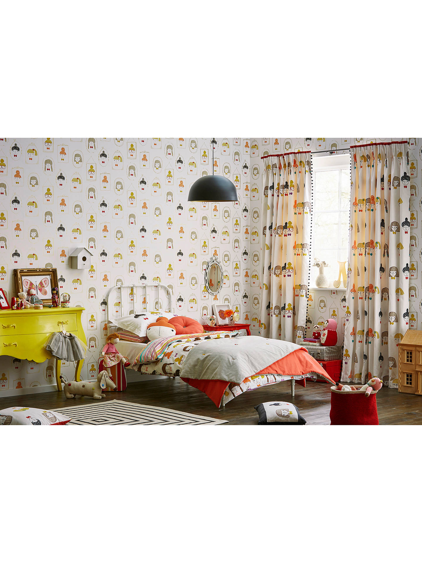 BuyScion Hello Dolly Wallpaper, 111266 Online at johnlewis.com