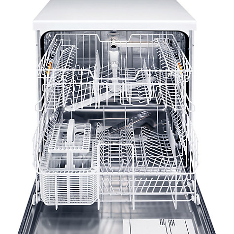 buy miele g4203 i active semi integrated dishwasher white. Black Bedroom Furniture Sets. Home Design Ideas