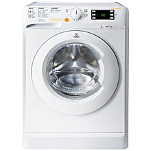 Buy Indesit Innex XWDE861680XW Freestanding Washer Dryer, 8kg Wash/6kg Dry Load, A Energy Rating, 1600rpm Spin, White Online at johnlewis.com