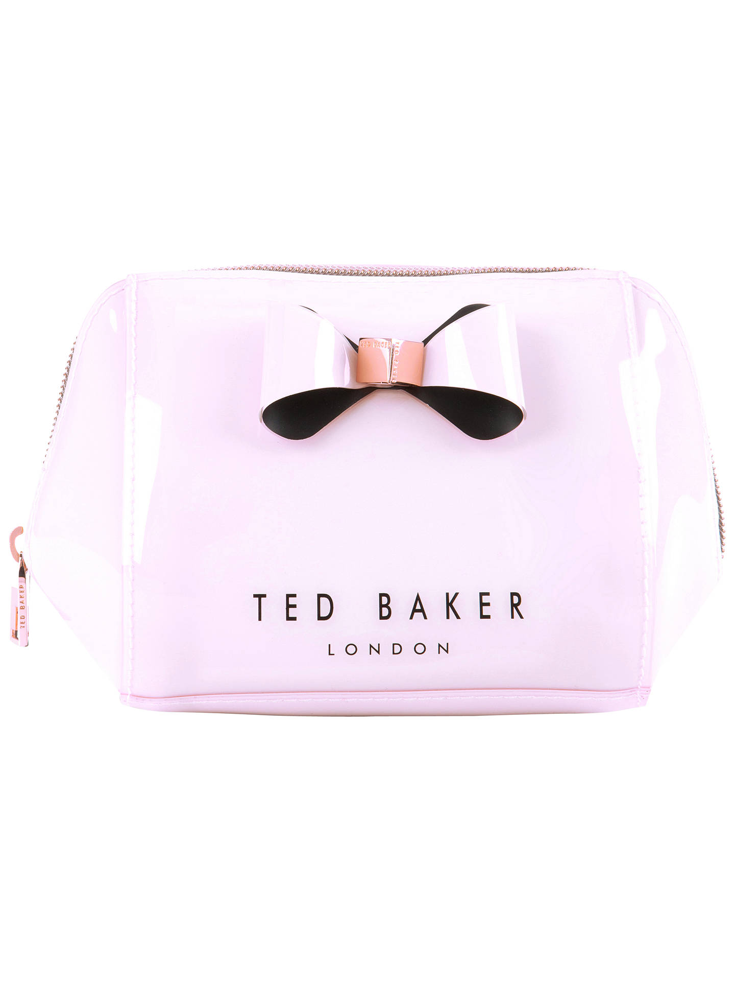 c322ceed3a663f Buy Ted Baker Denty Bow Makeup Bag
