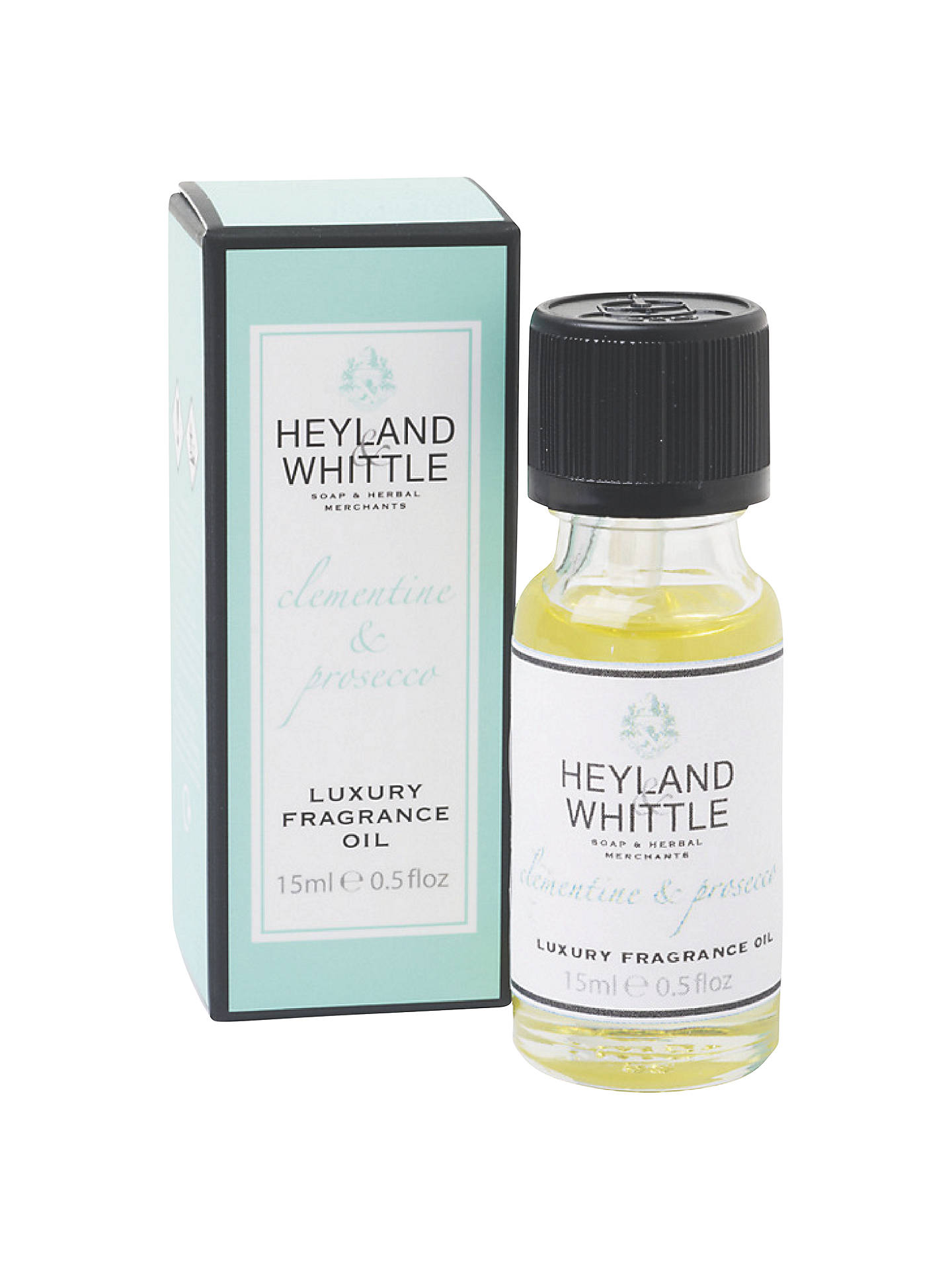 Heyland & Whittle Clementine & Prosecco Oil, 15ml at John