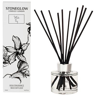 Stoneglow New White Fig Diffuser, 120ml