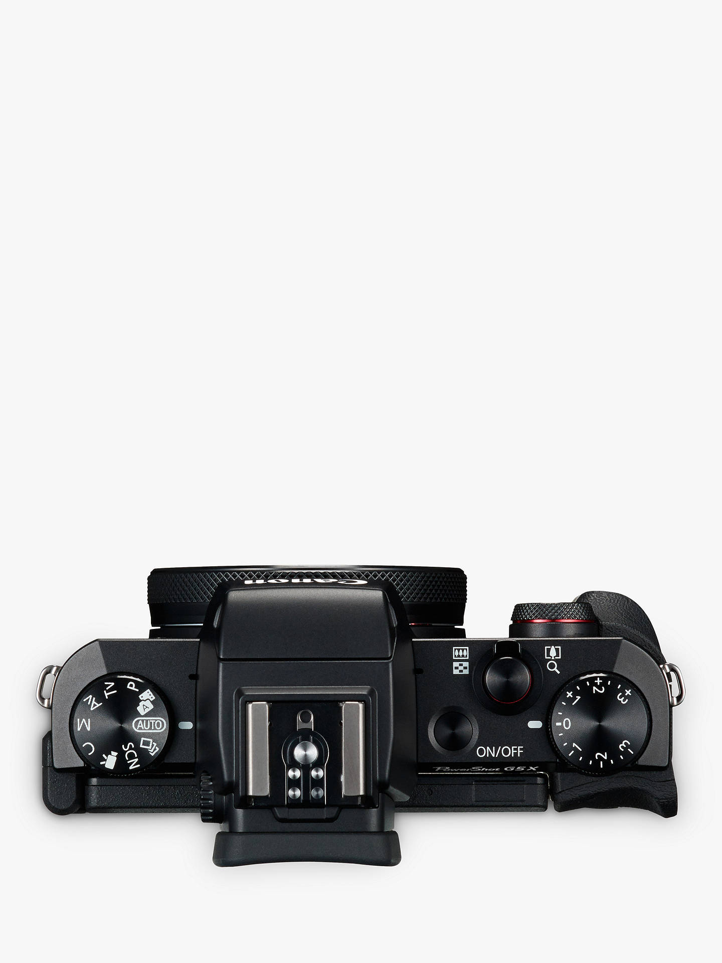 "Buy Canon PowerShot G5 X Digital Camera, 1080p, 20.2 MP, 4.2x Optical Zoom, NFC, Wi-Fi, 3"" Vari-Angle Touch Screen Online at johnlewis.com"