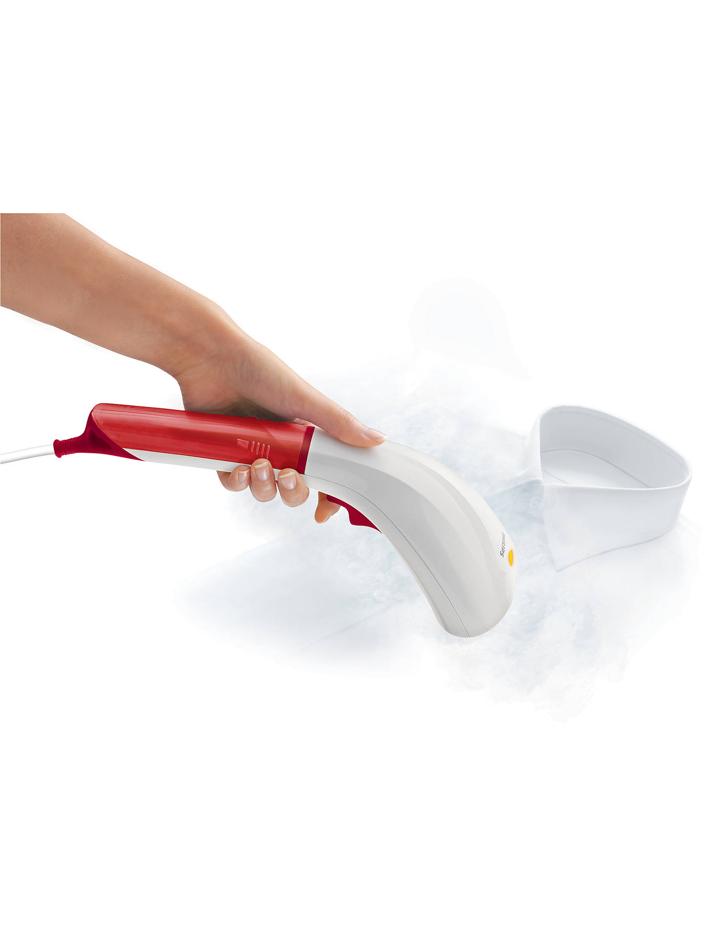 BuyPhilips GC330/47 Steam & Go 2-in-1 Handheld Garment Steamer Online at johnlewis.com