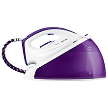 Buy Philips GC6612/30 Speed Care Steam Generator Iron Online at johnlewis.com