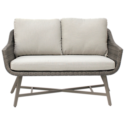 KETTLER LaMode Lounge 2-Seater Garden Sofa with Cushions