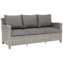 Buy KETTLER Palma 3-Seater Garden Sofa Online at johnlewis.com