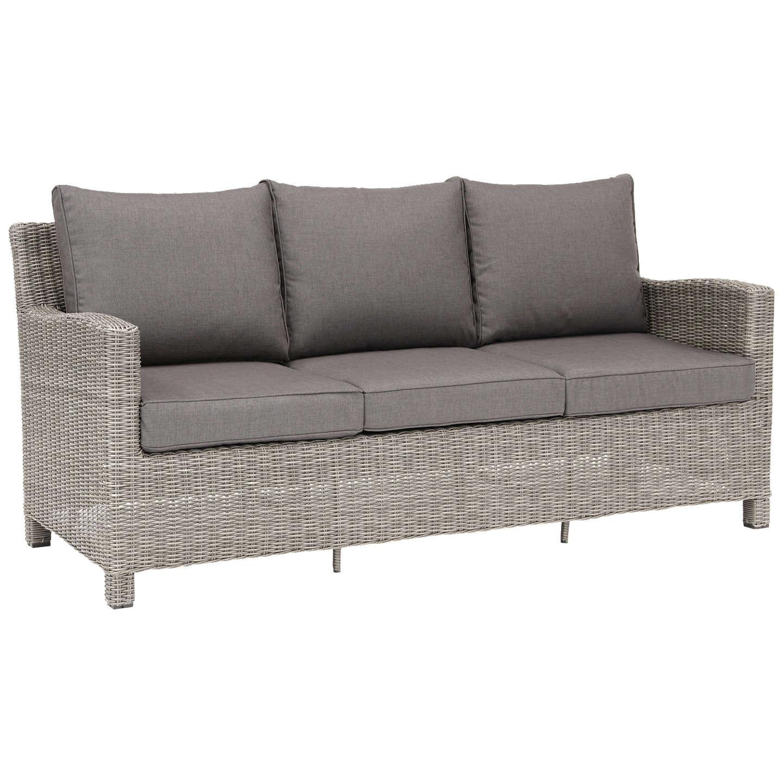 KETTLER Palma 3-Seater Garden Sofa at John Lewis