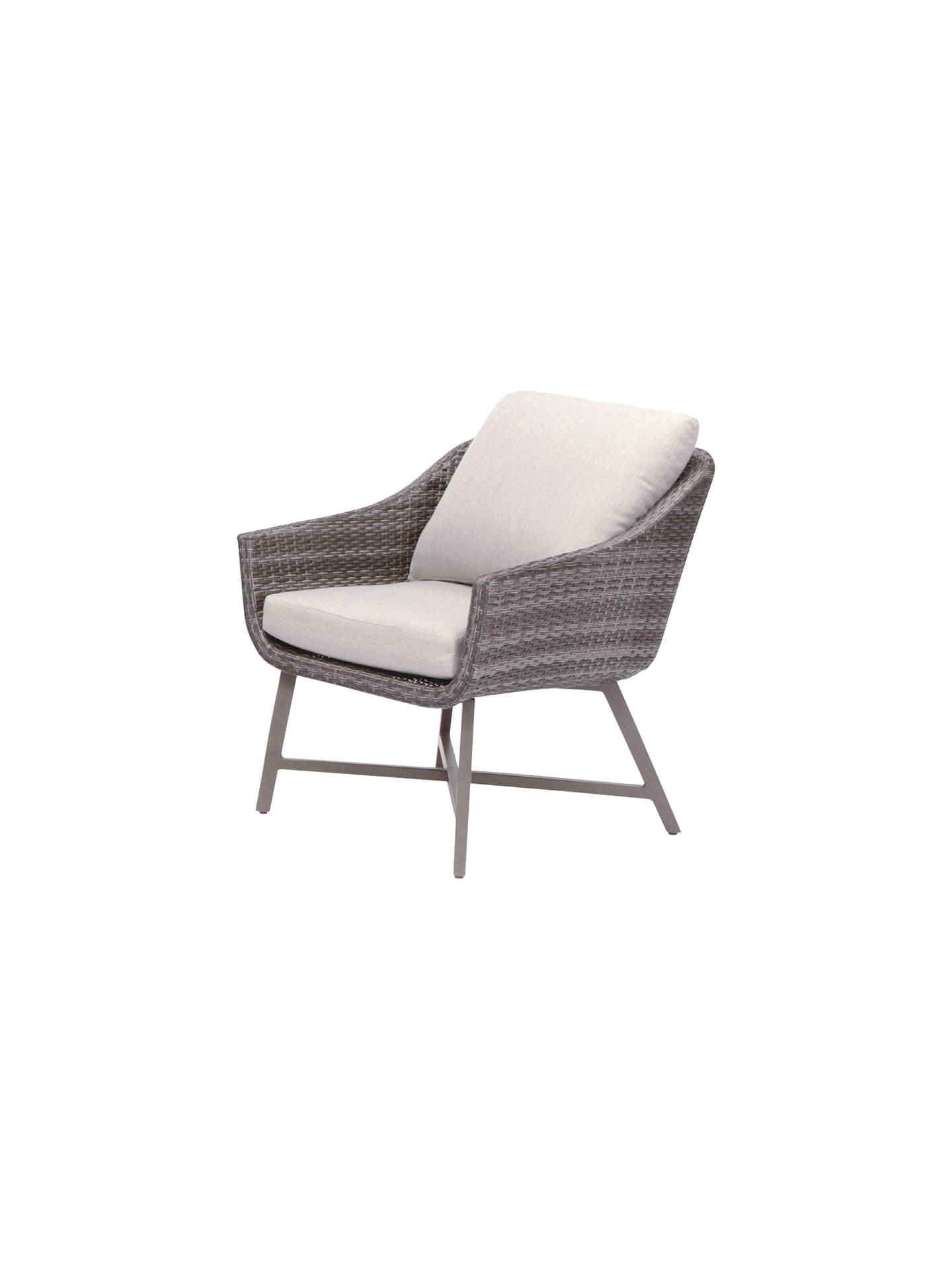 BuyKETTLER LaMode Lounge Chair with Cushion Online at johnlewis.com