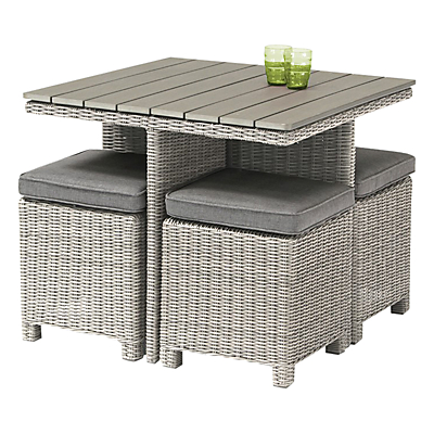 KETTLER Palma Cube Table & Chairs Set