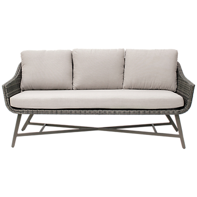 KETTLER LaMode Lounge 3-Seater Garden Sofa with Cushions