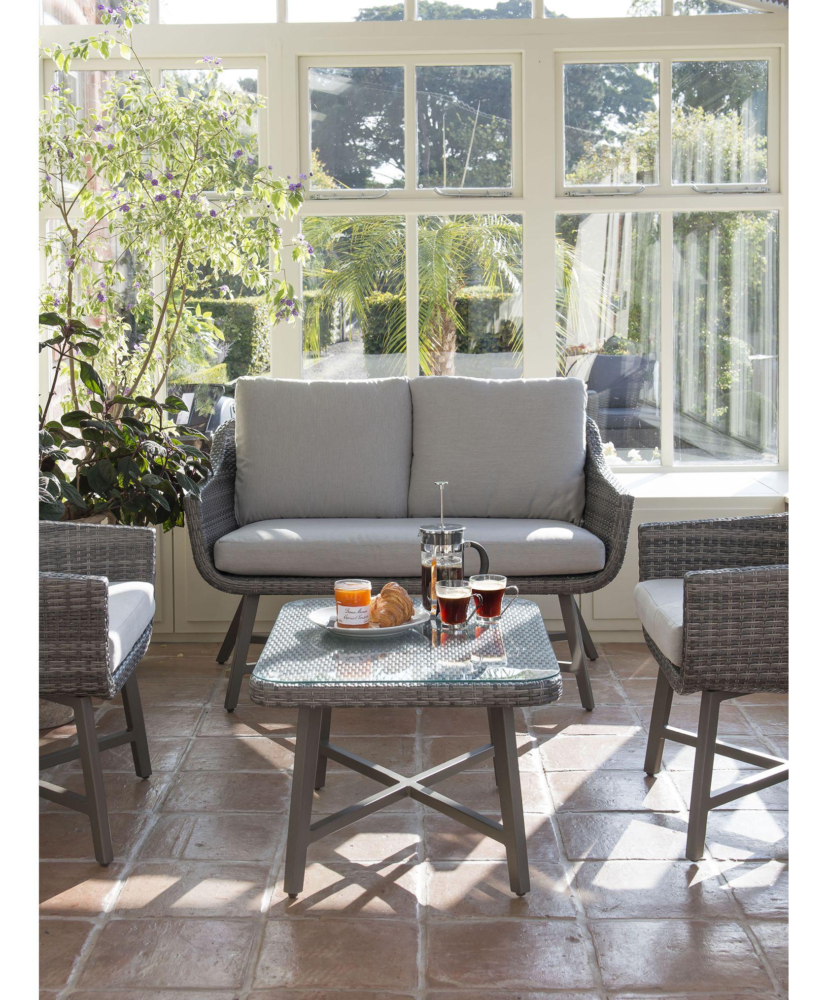 Kettler lamode outdoor furniture range