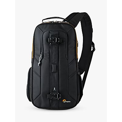 Lowepro Slingshot Edge 250 AW Camera and Tablet Backpack, Black