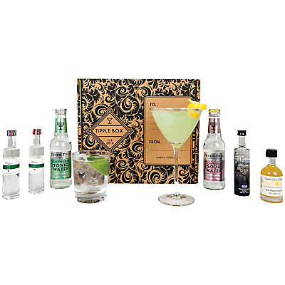 Tipplebox Cocktails, 12 Month Subscription