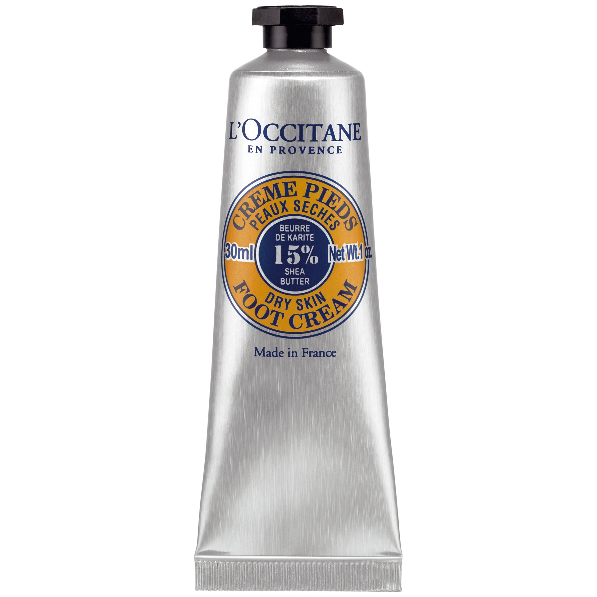 L'Occitane L'Occitane Shea Butter Foot Cream, 30ml