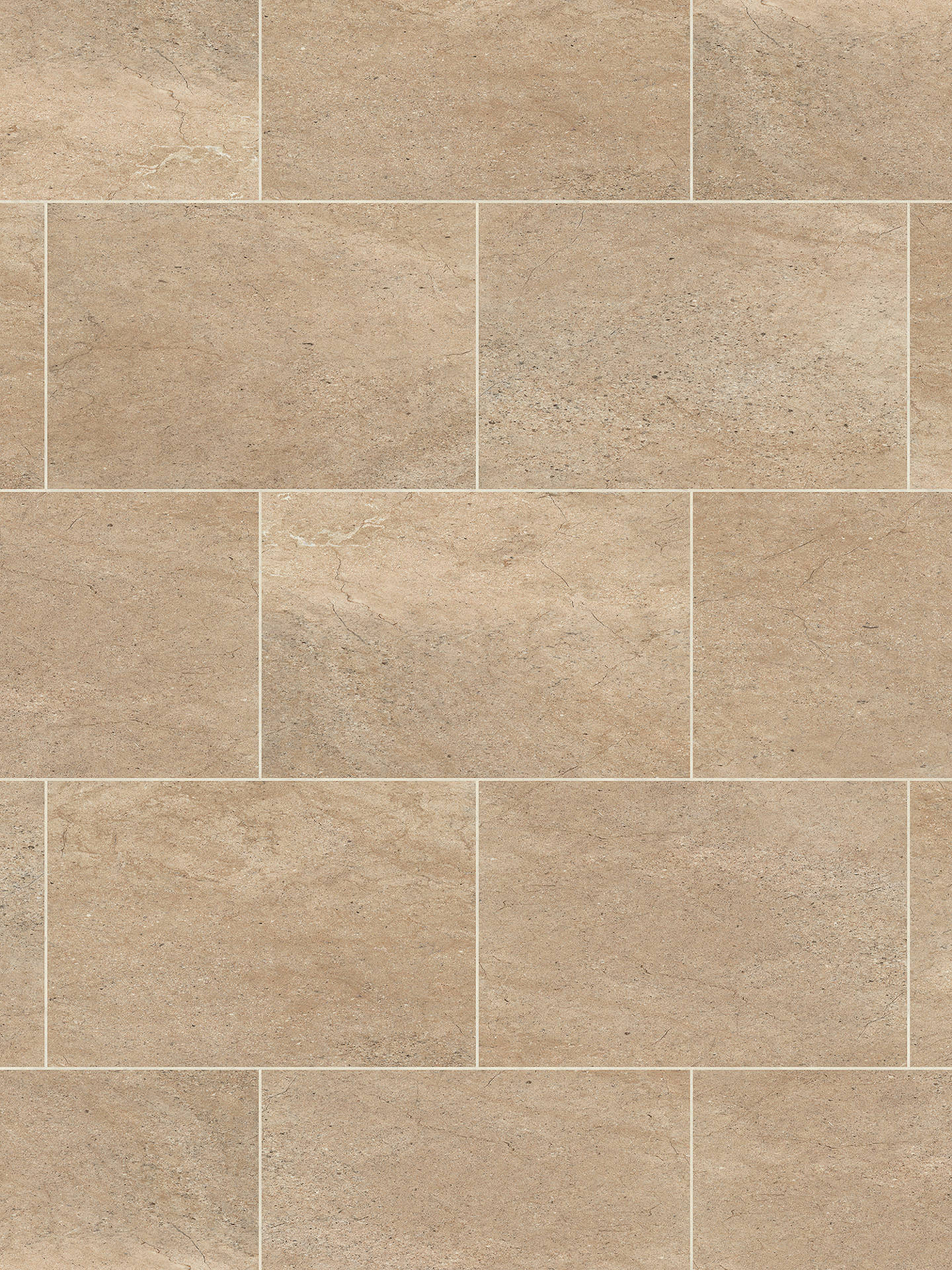 BuyKarndean Knight Tile Stone, 3.34m² Coverage, ST14 Bath Stone Online at johnlewis.com
