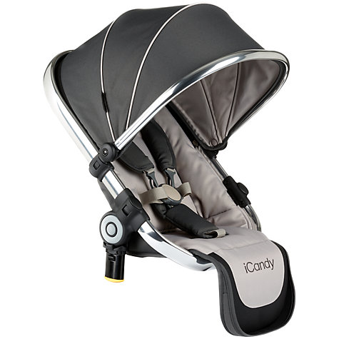Buy iCandy Peach Converter Seat, Truffle 2 Online at johnlewis.com