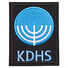 Buy King David High School Kinneret House Unisex Blazer Badge, Multi Online at johnlewis.com