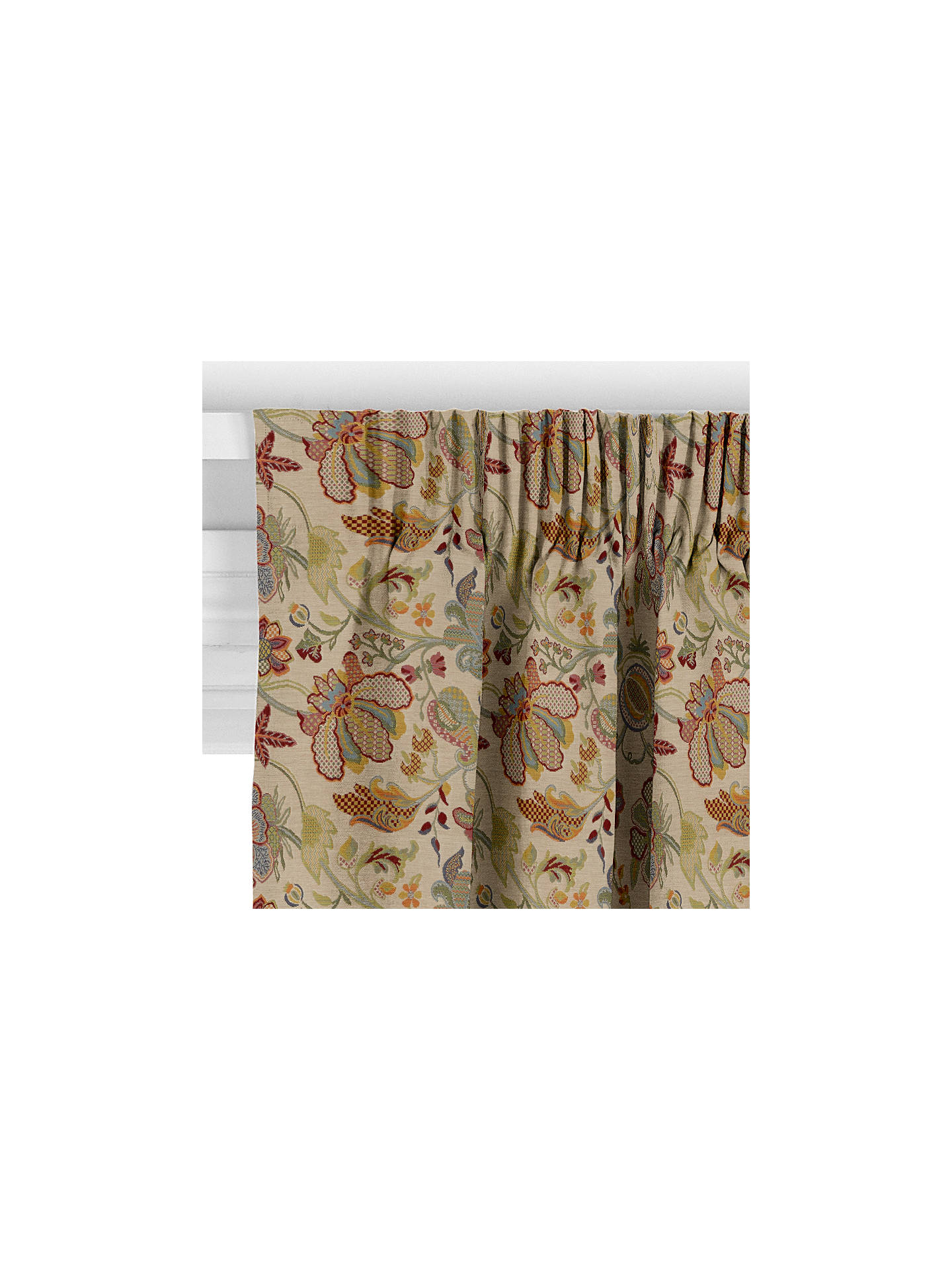 BuyJohn Lewis & Partners Fotheringay Curtain, Multi Online at johnlewis.com