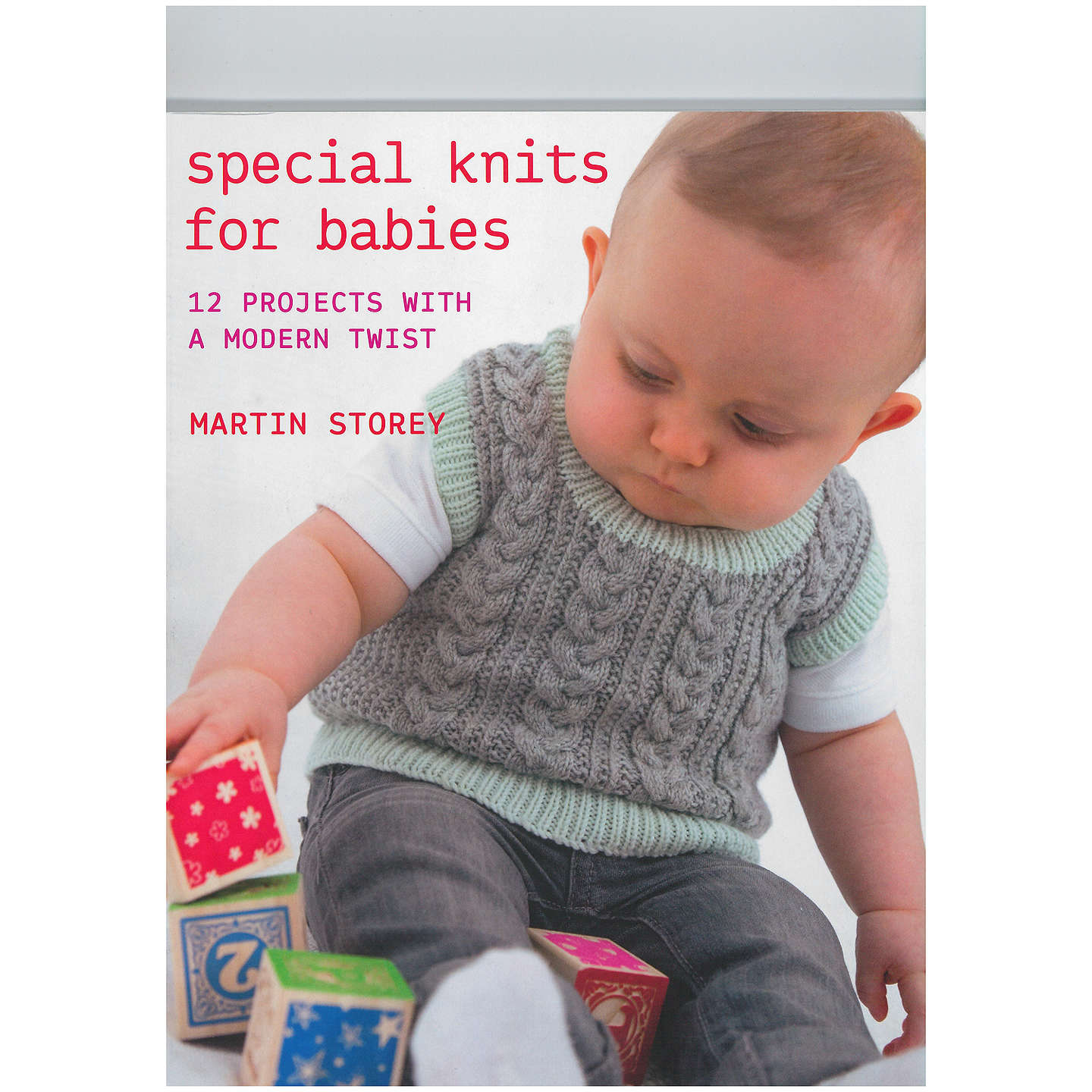 Rowan Special Knits For Babies Knitting Pattern Book at John Lewis
