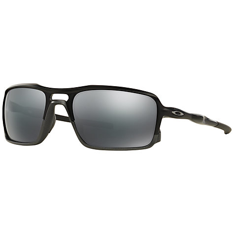oakley safety sunglasses australia  buy oakley oo9266 triggerman rectangular sunglasses online at johnlewis