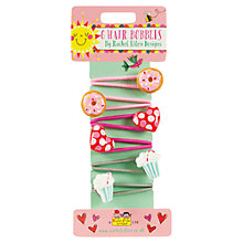Buy Rachel Ellen Hair Bobbles, Set of 6 Online at johnlewis.com