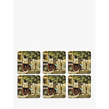 Buy Pimpernel Parisian Scene Coasters, Set of 6 Online at johnlewis.com