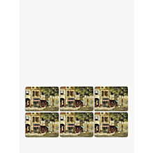 Buy Pimpernel Parisian Scene Placemats, Set of 6 Online at johnlewis.com