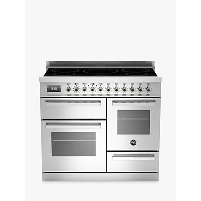Bertazzoni Professional Series 100cm Electric Induction XG Range Cooker Review thumbnail