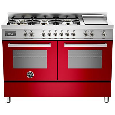 Bertazzoni Professional Series 120cm Dual Fuel Twin Range Cooker Review thumbnail
