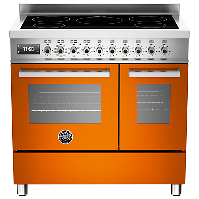 Image of Bertazzoni Professional Series 90cm Electric Induction Twin Range Cooker