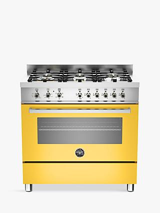 Bertazzoni Professional Series 90cm Dual Energy Single Range Cooker