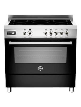 Bertazzoni Professional Series 90cm Electric Induction Single Range Cooker