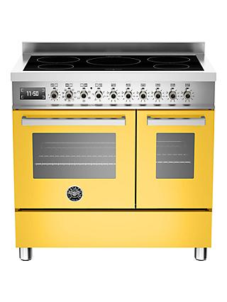 Bertazzoni Professional Series 90cm Electric Induction Twin Range Cooker