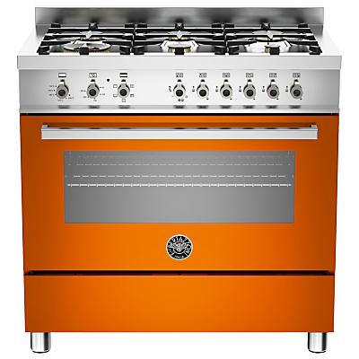 Image of Bertazzoni Professional Series 90cm Dual Energy Single Range Cooker