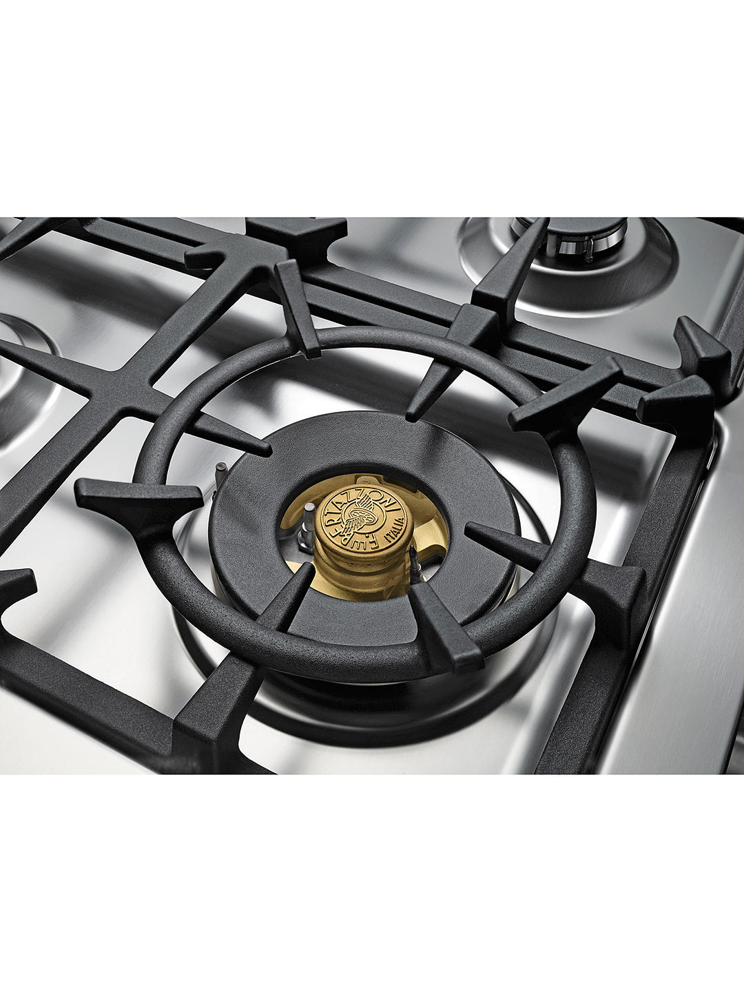 Buy Bertazzoni Professional Series PRO100-6-MFE-D-GIT 100cm Dual Fuel Range Cooker, Yellow Online at johnlewis.com